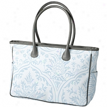 Mulholland Brothers Palm Beach      Town Tote