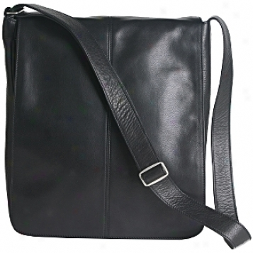 Osgoode Marley Leather Collection  European Messenger Bag