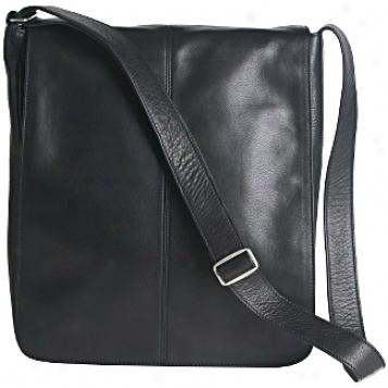 Osgoode Marley Leather Collection  European Messenger Bag