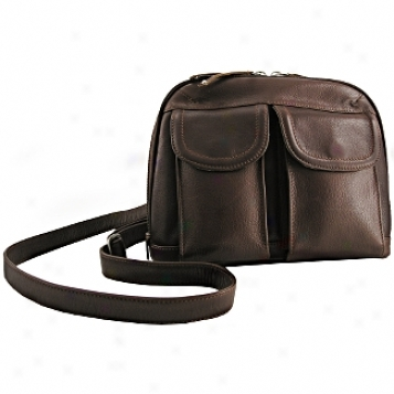 Osgoode Marley Leather Collection  Zip Top Organizer