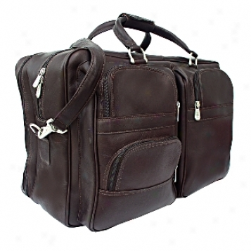 Piel Leather  Goods     Complete Carry AllB ag