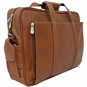 Piel Leather  Goods     Computer Briefcase