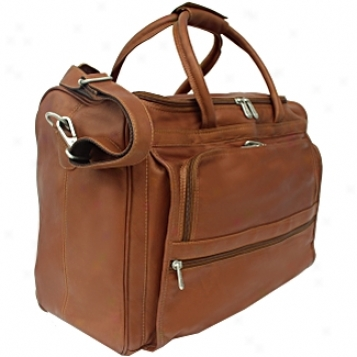 Piel Leather  Goods     Computer Carry-all Bag
