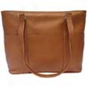 Piel Leather  Goods     Computer Tote Bag