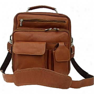 Piel Leather  Goods     Deluxe Men's Bag