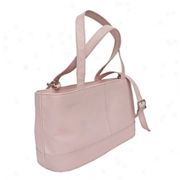 Piel Leather  Goods     Double Handle Tote