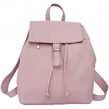 Piel Leather  Goods     Drawstring Backpack