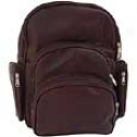 Piel Leather  Goods     Expandable Backpack