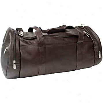 Piel Leather  Goods     Gym Bag