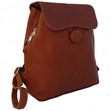 Piel Leather  Goods     Ladies Backpack