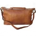 Piel Leather  Commodities     Large Carry-on Satchel