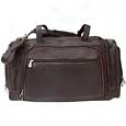 Piel Leather  Gooes     Multi-comparment Duffel Bag