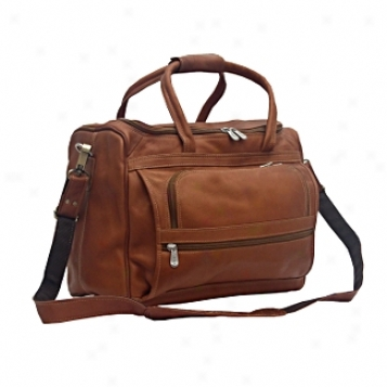 Piel Leather  Goods     Piggy Back Carry On