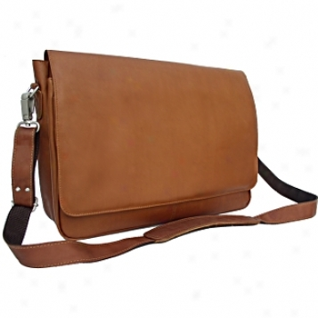 Piel Leather  Goods     Professional Laptop Messenger