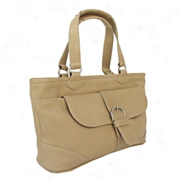 Piel Leather  Goods     Purse W/front Endure