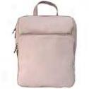 Piel Leather  Goods     Slim Front Pocket Backpwck