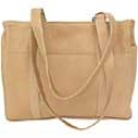 Piel Leather  Goods     Small Shopping Bag
