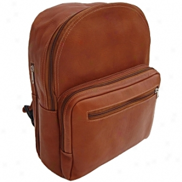 Piel Leather  Goods     Traditional Backpack