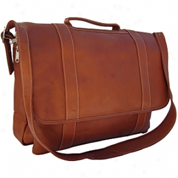 Piel Leather  Goods     Traditional Flap Portfolio