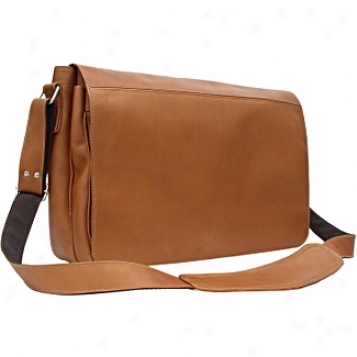 Piel Leather  Goods     Traditional Messenger