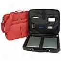 Royce Leather  17in. Laptop Briefcase
