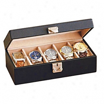 Royce Leather  Deluxe 5 Wait Box
