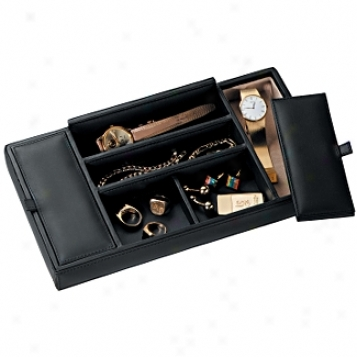 Royce Leather  Men's Valet Tray