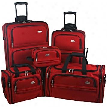 Samsonite Luggage Set - Nested 5-piece Set