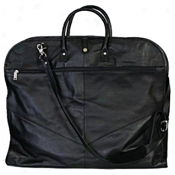 Scully  Leather Goods              Garment Bag