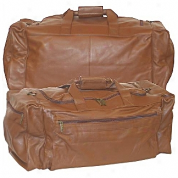 Scully  Leather Goods              Large Duffel Bag