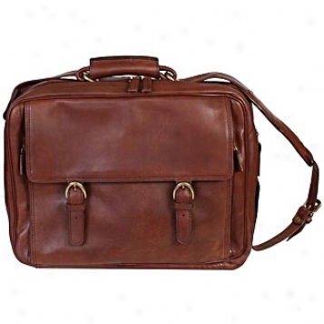 Scully  Leather Goods              Leather Briefcase
