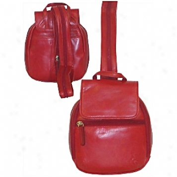 Scully  Leather Goods              Small Backpack