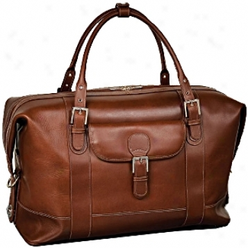 Siaomd Manarola Amore Leather Duffel Bag
