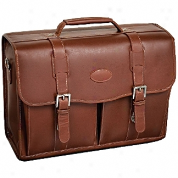 Siamod Manarola Rollandi Leather Laptop Case