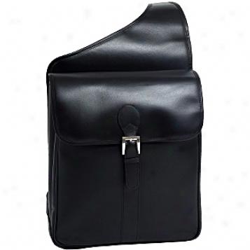 Siamod Manarola Sabotin oLeather Sling Messenger Bag