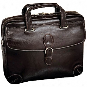 Siamod Vernazza Borella Leather Small Laptop Short