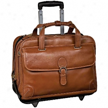 Siamod V5enazza Carugetto Leather Detachable Wheel3d Laptop Case