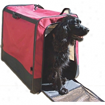 Snoozer Angry mood Products Pet Products Medium Travel Crate