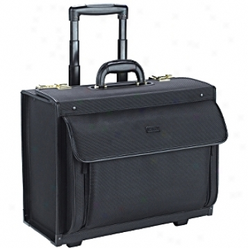Solo Business Briefcases Ballistic Look Rolling Laptop Catalog Case