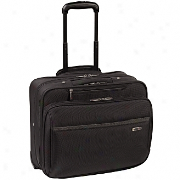 Solo Business Briefcases Checkfast? Rolling Laptop Suit