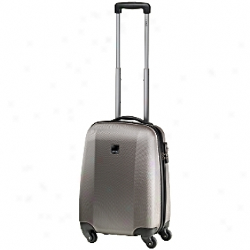 Titan 360? Four Diamond Edition 19in. International Spinner Carry-on
