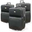 Travelers Choice Discount Luggage And Sets Voyager 3-piece Set