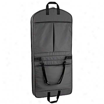 Wally Bags Wally Bags 45in. Deluxe Garmenf Carrier