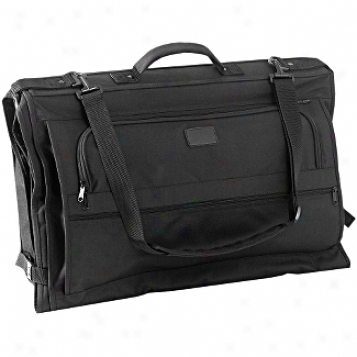 Wally Bags Wally Bags 52in. Framed Tri-fold With Pockets, Shoulder Strap