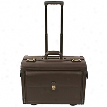 Winn Business Collection The Hacker Wheeled Pilot/computed Case