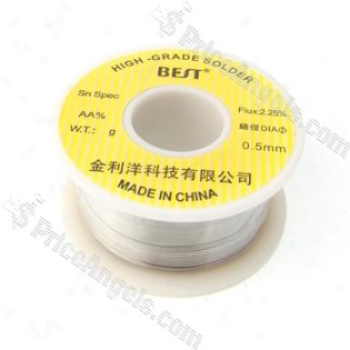 0.5mm Solder Wire (90-meter)