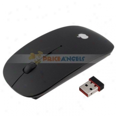 10m 2.4g Usb Wireless Optical Mouse With Receiver For Pc Laptop(black)