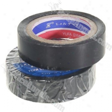 10m Electrical Pvc Imsulation Adhesive Tapes(2-pack)