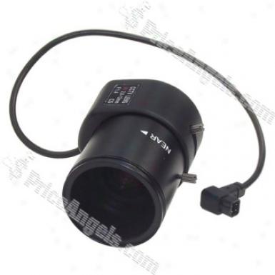 1/3-inch Auto Iris Varifocal Cctv Lens-cw02812gnb-a(2.8-12mm F/1.2)