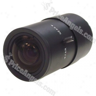 1/3-inch Manually Operated Iris Varifocal Cctv Lens-cw-2812-a(2.8-12mm Cs F/1.4)